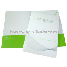 Pocket presentation folders a4 a5 size