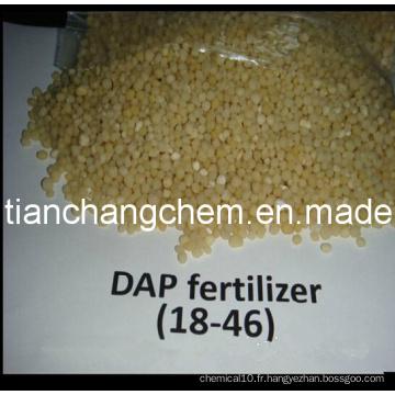 Fertilisant DAP pour l'agriculture (DAP 18-46-0)