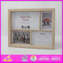 2014 Hot Sale New High Quality (W09A012) En71 Light Classic Fashion Picture Photo Frames, Photo Picture Art Frame, Home Decortion Frame