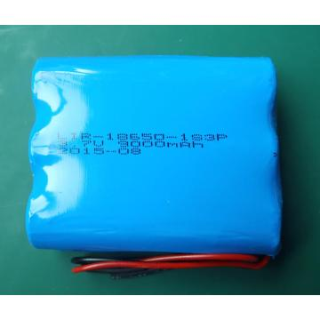 Batterie rechargeable au lithium de 3,7 volts