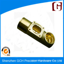 Experiência de OEM de 10 anos CNC Machined Brass Parts