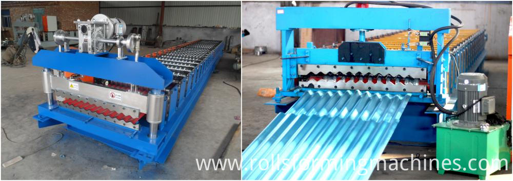 corrugated roof sheet making machine 07