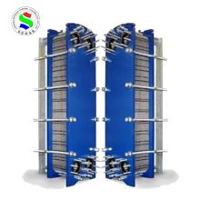 Éxito intercambiador de calor de placas pequeño enfriador de agua N35