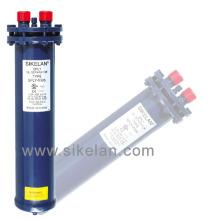 Aire acondicionado separador de aceite con brida de aire acondicionado (SPLY-5305)