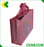 High quality OPP Laminated Colorful Shopping Bag/Non Woven Bag