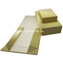 Custom Printing Foldable Gift Packing Paper Box