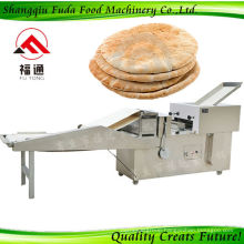 Stainless Steel Commercial Electric Roti Maker Machine