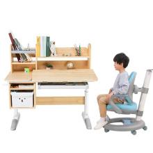 Modern student writing desk wooden study kids desk