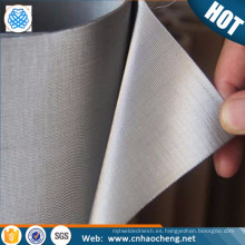 Ultra fine 310s stainless steel wire mesh for paper making machine