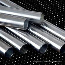 Pipe en acier inoxydable 201 avec bonne qualité