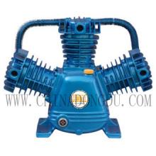 Головка компрессора воздуха литого железа (3065)