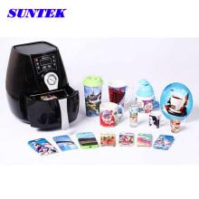 Suntek 3D Sublimation Vakuum-Thermotransfer-Maschine
