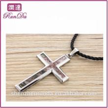 2014 gros alibaba unique croix pendentifs pour homme