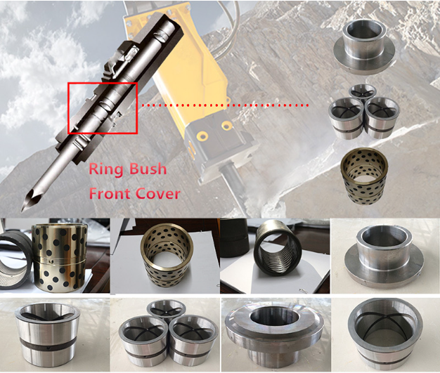 Bushing for Excavator Parts
