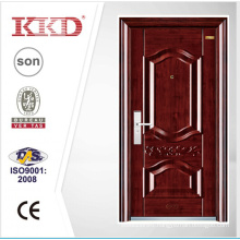 Popular Design Residential Steel Entry Door KKD-103 Made In China Front Door