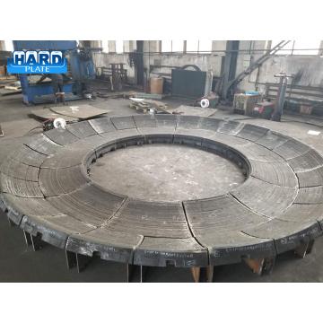 Bimetal Composite Hardfacing Overlay Ginding Lining