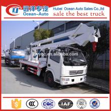 Camión Plataforma Elevadora DFAC 18M
