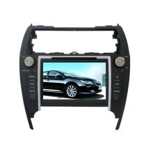 2DIN Car DVD-Player Fit für Toyota Camry 2012-2014 USA Version Nahost mit Radio Bluetooth-Stereo-TV-GPS-Navigationssystem