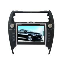 Ajuste de 2DIN coches reproductor de DVD para Toyota Camry 2012-2014 los E.e.u.u. Oriente Medio versión con Radio Bluetooth TV estéreo sistema de navegación GPS