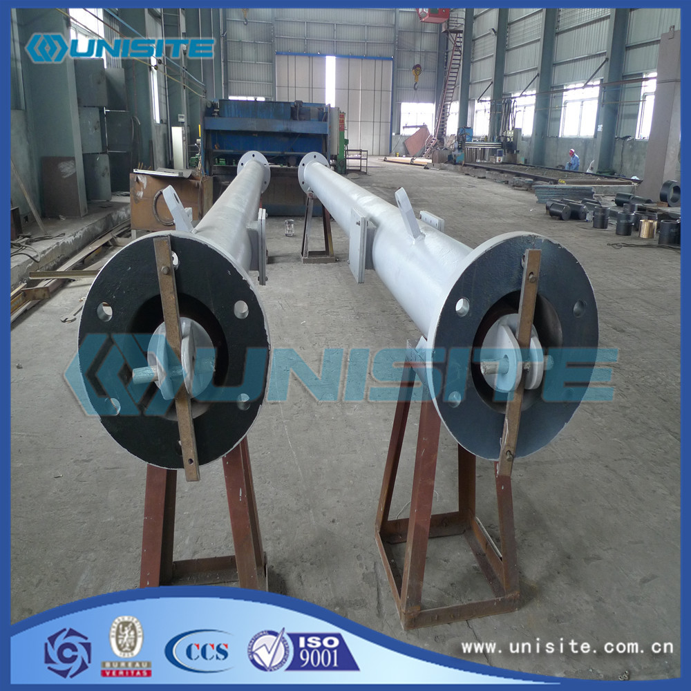 Exhaust Marine Steel Pipe