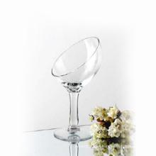 Vela de vidrio de ocio titular