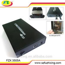 """USB2.0 a la caja del disco duro de 3.5 """"SATA HDD recinto"""