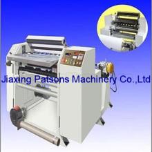 2016 Venta caliente ATM papel Roll Slitting máquina de rebobinado