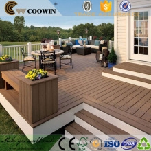 Goowin group engineered wpc decking for outdoor use