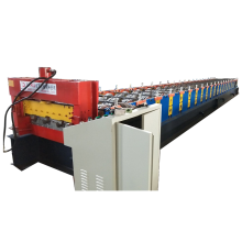 Metal Sheet Steel Floor Decking Roll Forming Machinery