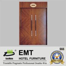 Puertas del dormitorio del hotel de lujo (EMT-HD10)