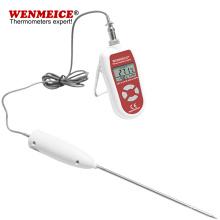Sondes de thermomètre numérique LAB de précision 0.5C avec alarme