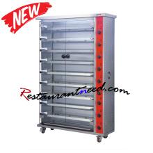 K763 3/6 / 9 Layer Electric Chicken Rotisserie