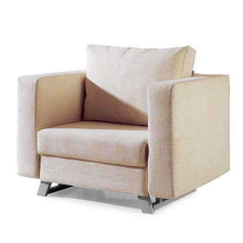 Single Wing Chair Chaise Lounge Bäddsoffa