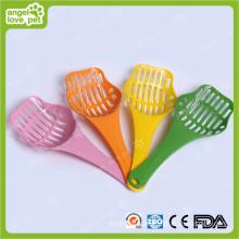Produtos coloridos do animal de estimação da pá da maca do gato de Colorized (HN-PG400)