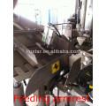 Пластиковая трубка NF-60Z, алюминиевая трубка, металлическая труба, машина для наполнения и запайки составных труб