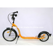 "16"" Steel Frame Kick Scooter (PB1612N)"
