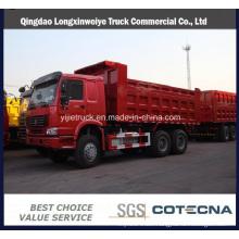 Sinotruk HOWO 6X4 16cbm Tipper Truck