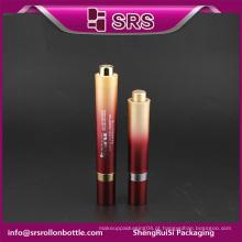 SRS alta qualidade 10ml 15ml airless rolo em garrafa para creme para os olhos