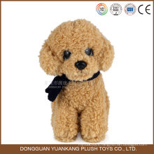 Wholesale Cute Brown Plush Teddy Dog Toy