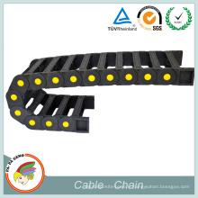 Chaîne porte-câbles en plastique CNC