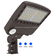 Réverbère LED écologique 200w