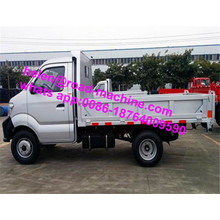 1.5T 1650mm Kabin tunggal Trak Mini 4x2 Kecil