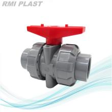 True Union Ball Valve Gniazdo CPVC CNS