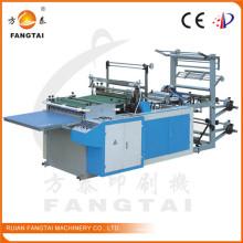 Machine de fabrication de sachets à découper à la chaleur OPP BOPP