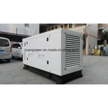 6 Цилиндр 100kVA Дизель-генератор Расход топлива в час 100kVA Дизель-генератор