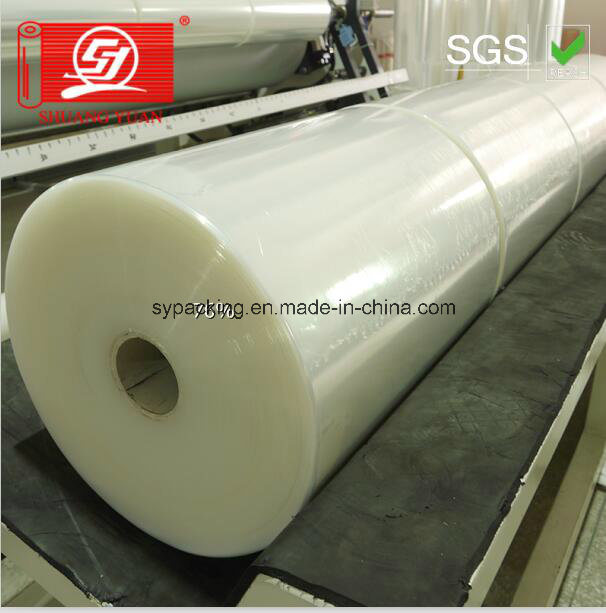 LLDPE Roll Jumbo Stretch Film para embalaje
