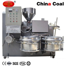 Cold Coconut Extraction Oil Machine