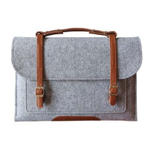 Mode Vattentät Tablet Notebook Computer Satchel Bag
