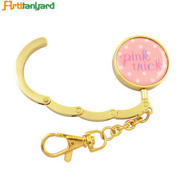 Round Different Color Hand Bag Hangers