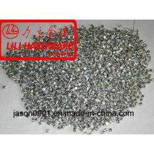 Cortar el hilo de zinc